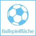 Ballspielfläche