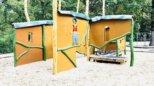 Spielplatz in der Hasenheide