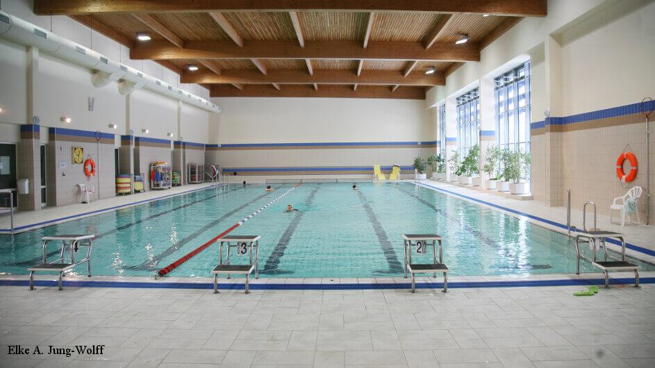 Schwimmhalle Kaulsdorf