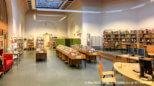 Bezirkszentralbibliothek Heinrich-Schulz-Bibliothek mit Musikbibliothek