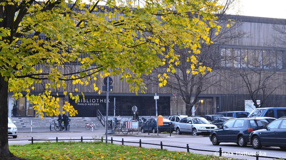 bibliothek frankfurter allee