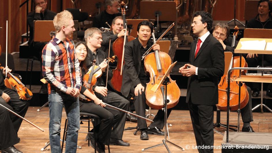 Jugend komponiert – Landeswettbewerb des Landesmusikrats Brandenburg e.V.