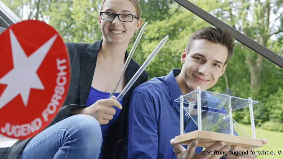 """Stiftung Jugend forscht e. V. – die bundesweiten Wettbewerbe """"Schüler experimentieren"""" & """"Jugend forscht"""""""