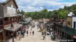 El Dorado Templin – Westernstadt