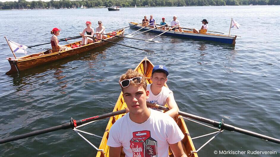 Märkischer Ruderverein – Jugendrudergruppe