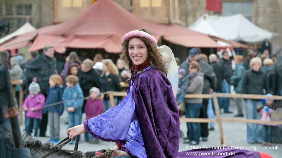 Oster-Ritterfest auf der Zitadelle Spandau