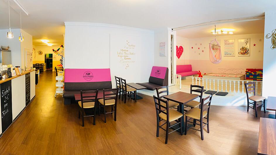 Das Spielzimmer – Eltern-Kind-Café